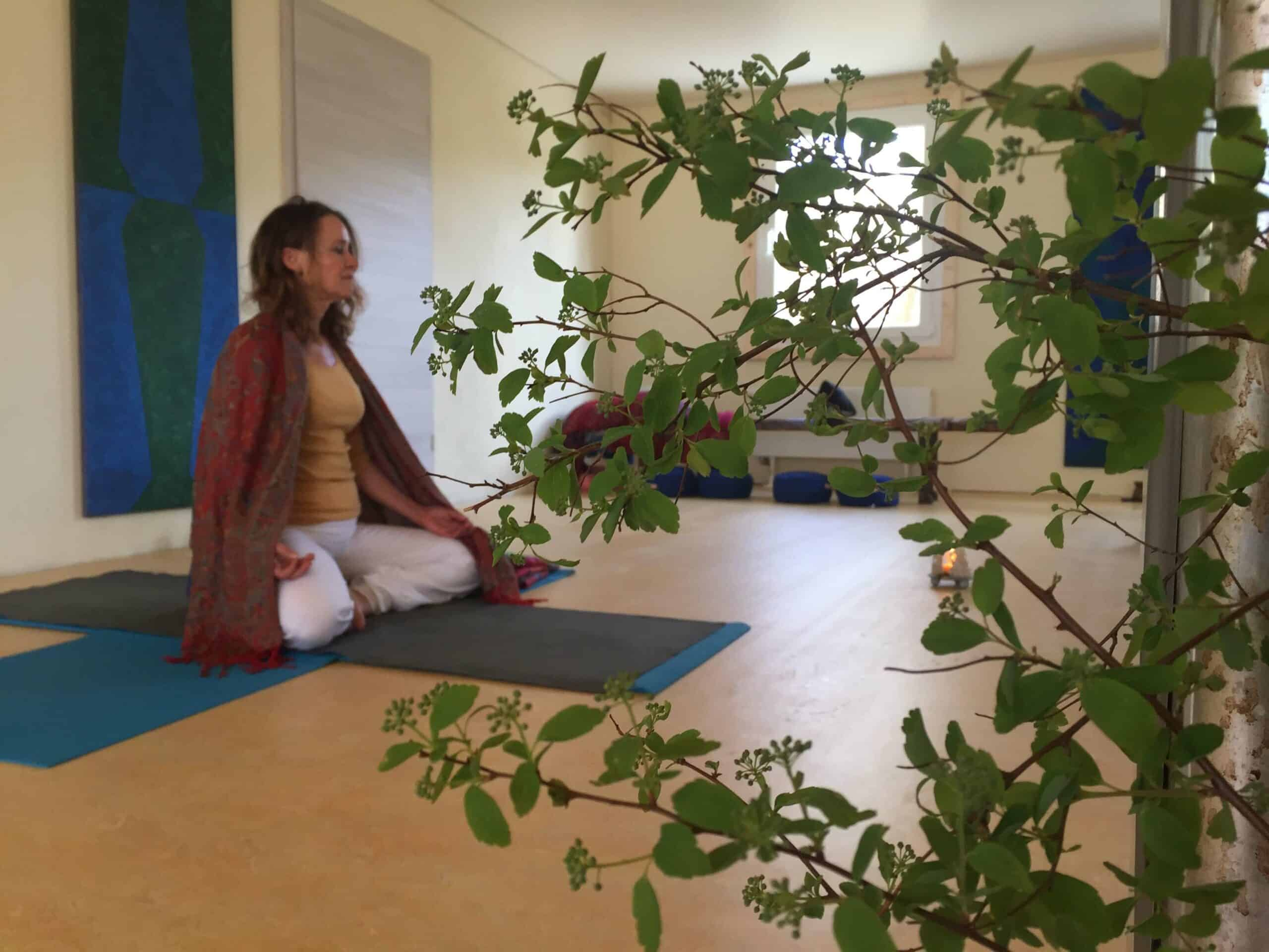 Camping Ostsee Yoga